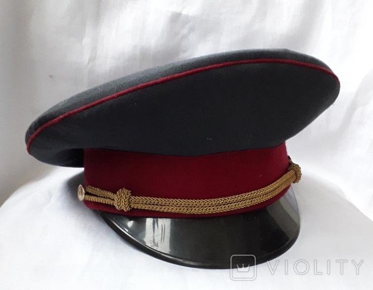 Фуражка офицера МВД, фото №7