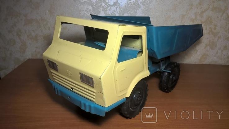 Самосвал, грузовик ссср, фото №2
