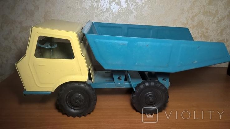 Самосвал, грузовик ссср, фото №3