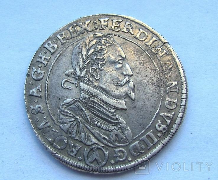 Талер 1624 р. Відень