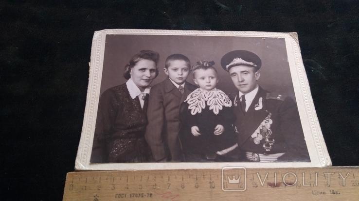 Подполковник с двумя медалями  Советско-китайская дружба, фото №6