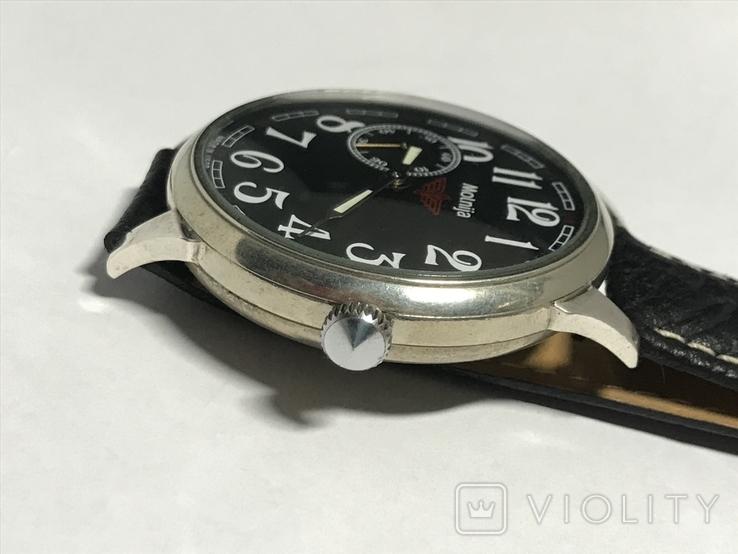 Часы Молния мех 3602 в оригинальном корпусе, фото №5
