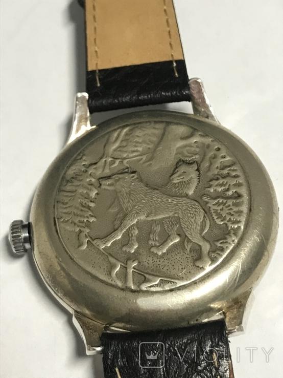 Часы Молния мех 3602 в оригинальном корпусе, фото №8