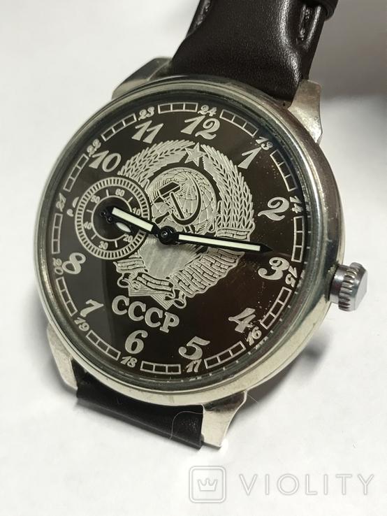 Часы Молния мех 3602 в оригинальном корпусе, фото №4