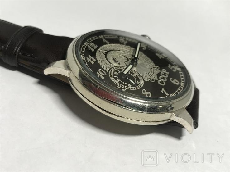 Часы Молния мех 3602 в оригинальном корпусе, фото №6