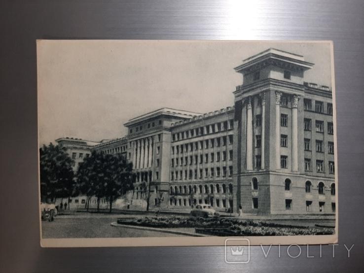 1955г. Новое здание медицинского института, фото №2
