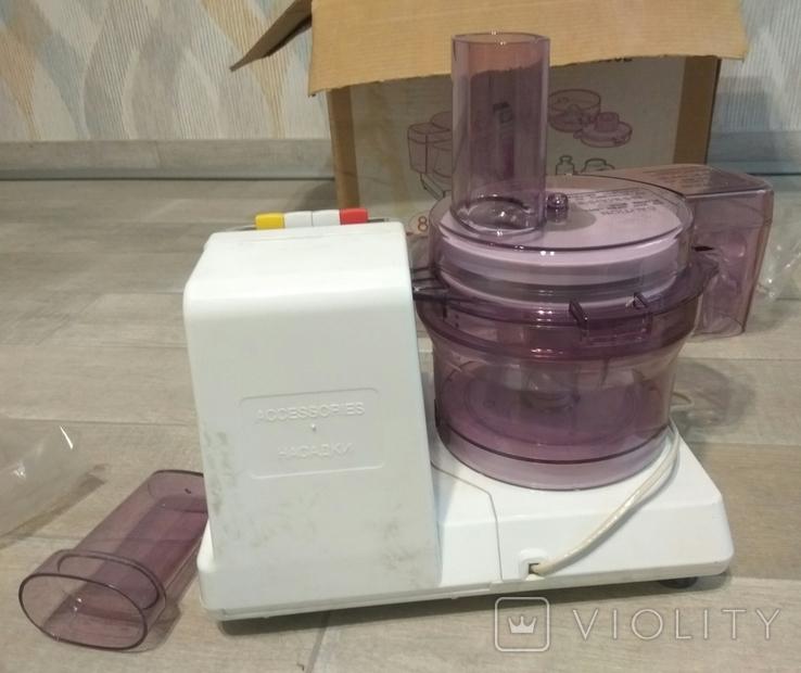 Кухонный процессор новый в коробке, фото №12