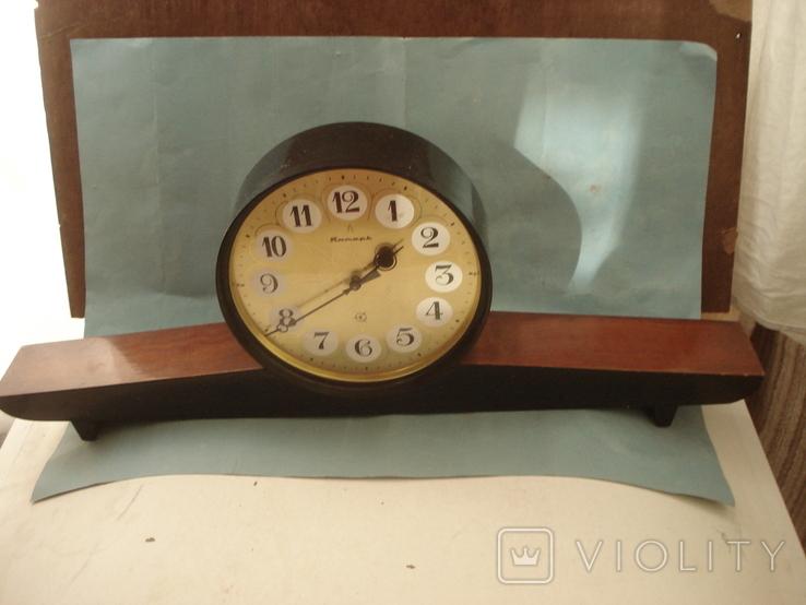 Часы интерьерные каминные