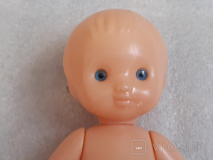 Куклы пупсы 2 шт, один на резинках, фото №8
