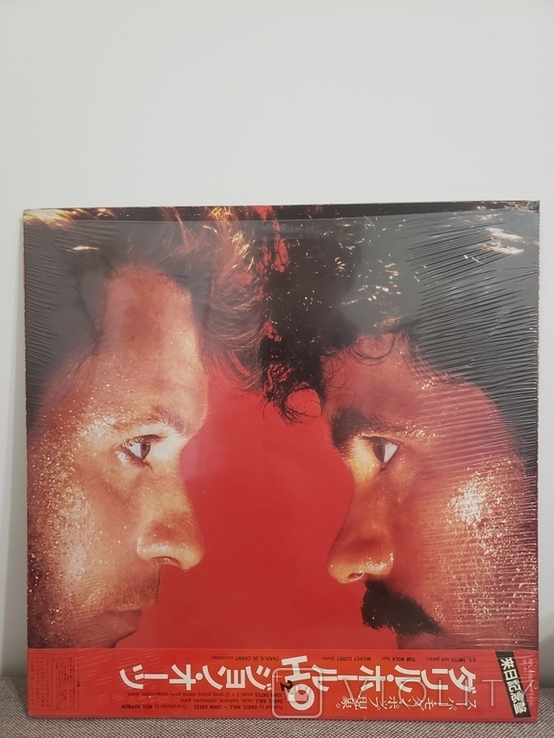 "Vinyl. Electronic, Rock. ""Daryl Hall + John Oates – H2O"" with OBI, фото №2"