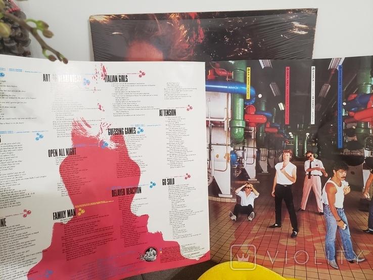 "Vinyl. Electronic, Rock. ""Daryl Hall + John Oates – H2O"" with OBI, фото №6"