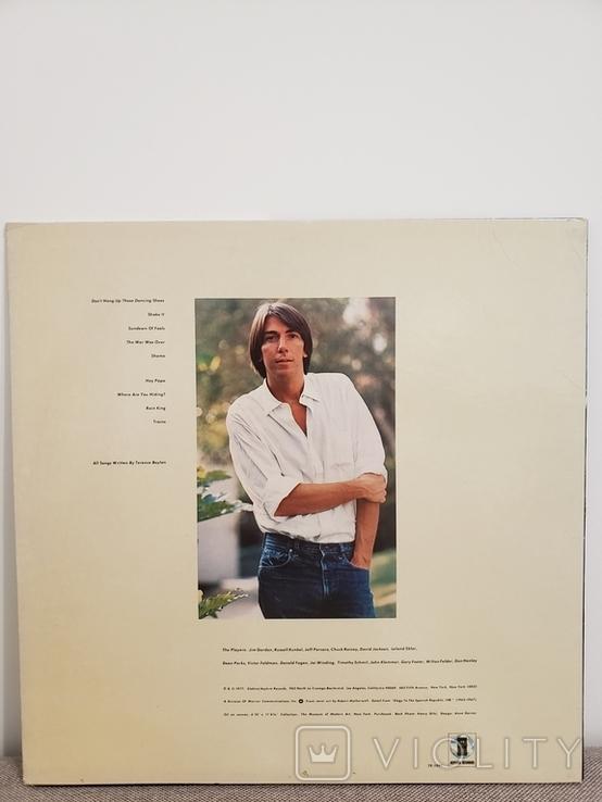 "Vinyl.  Rock, Pop. ""Terence Boylan – Terence Boylan"", фото №3"