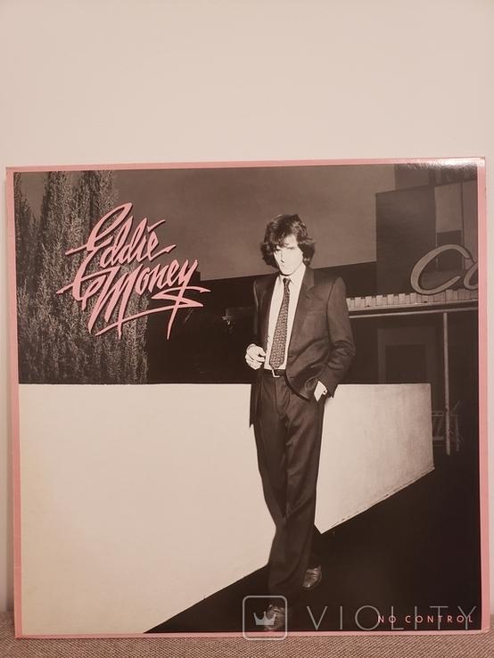 """Vinyl. Pop. """"Eddie Money – No Control"""", фото №2"""
