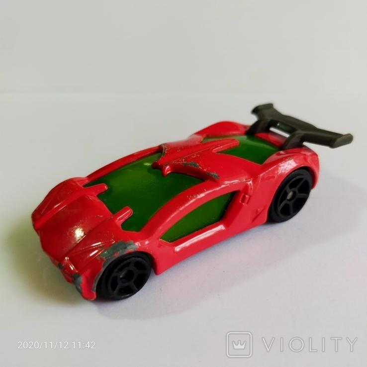 Juguete Coche Hot Wheels Mattel MCdonalds, фото №2