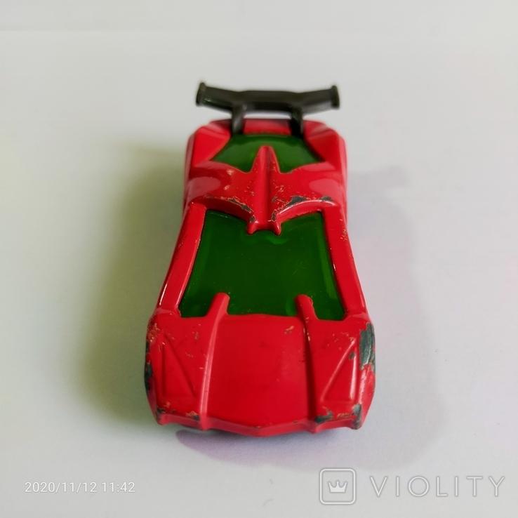 Juguete Coche Hot Wheels Mattel MCdonalds, фото №3