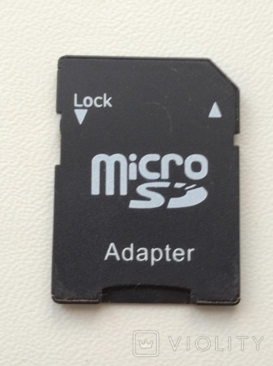 Адаптер карт памяти, фото №2