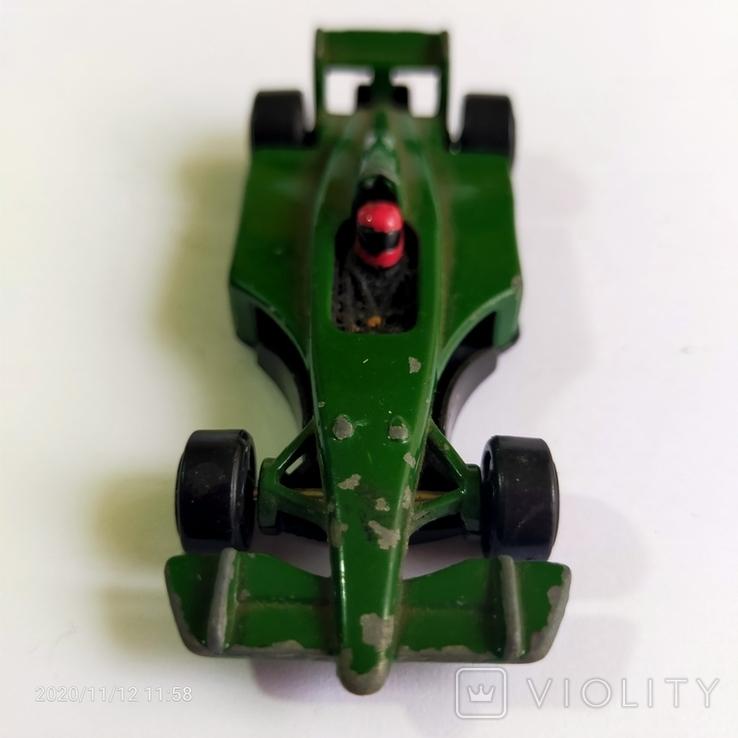 Формула Hot Wheels 2001 McDonalds, фото №3