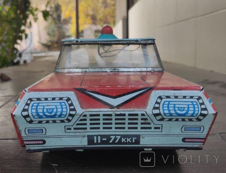 Автомобиль Кубань Краснодар, игрушка СССР, фото №2