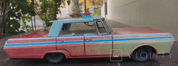 Автомобиль Кубань Краснодар, игрушка СССР, фото №5