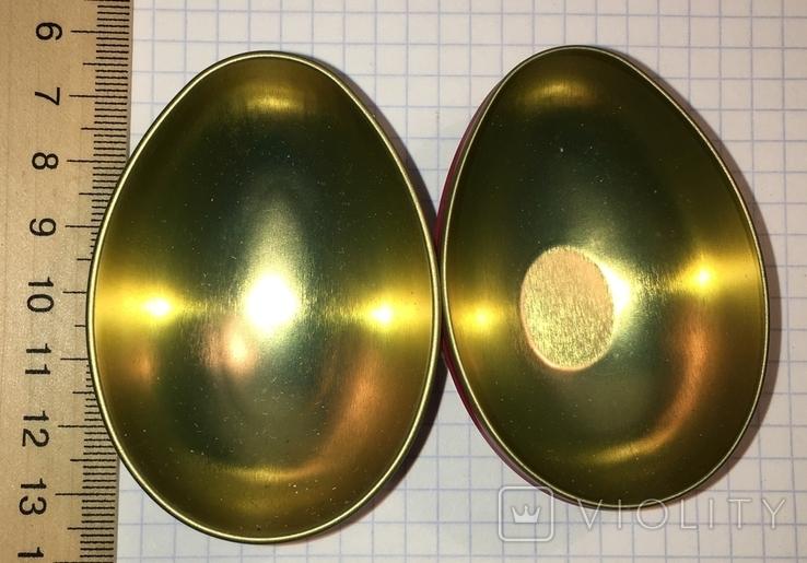 Шкатулка жестяная, пасхальное яйцо / 01, фото №7