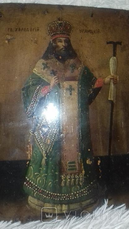 Икона Феодосий Углицкий, фото №2