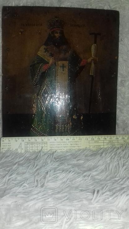 Икона Феодосий Углицкий, фото №6