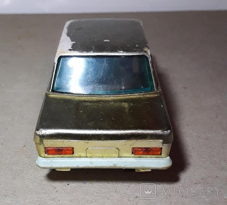 Машинка Москвич инерционная 60-70-е СССР, фото №8