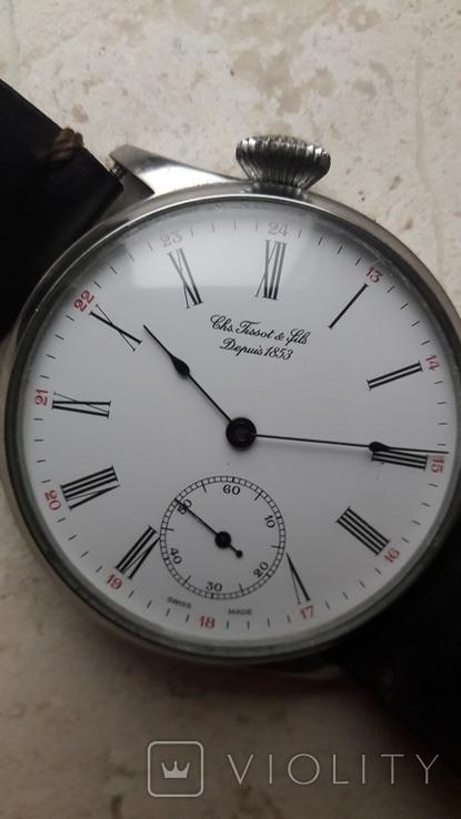 Наручные часы Тиссот., фото №5