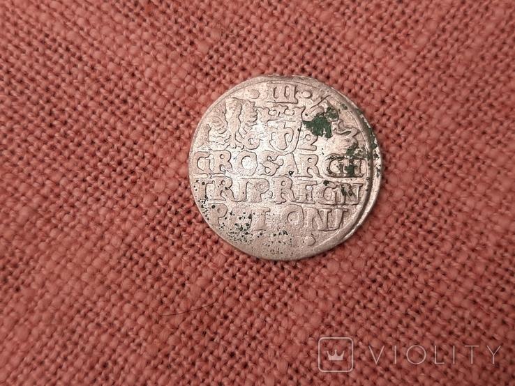 Трояк 1623, фото №3