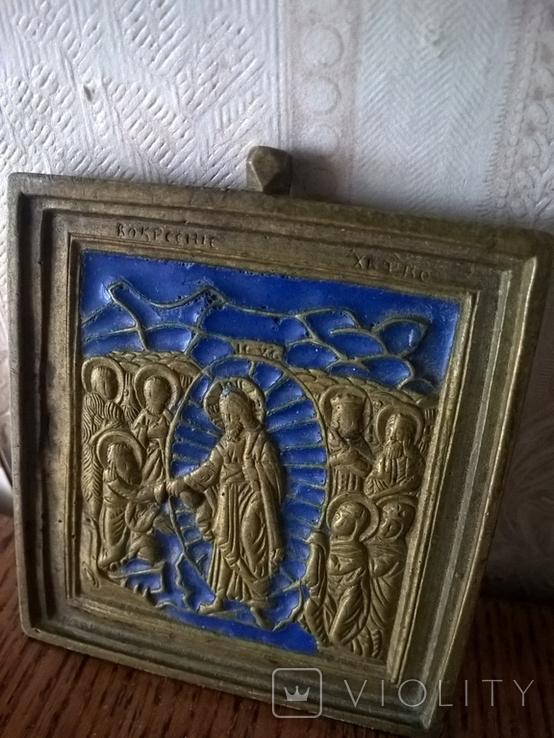 Икона вершковая, фото №2