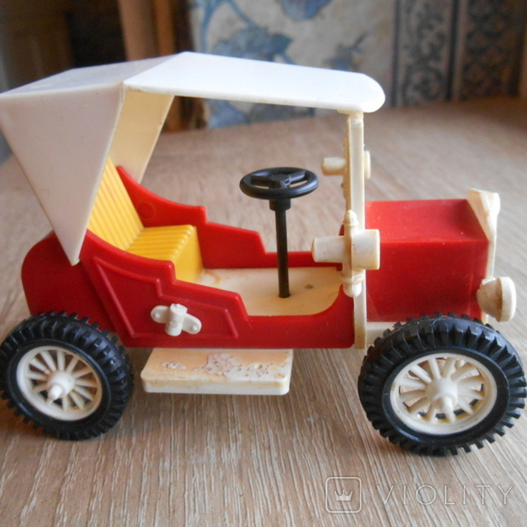 Легковой автомобиль-кабриолет, фото №9