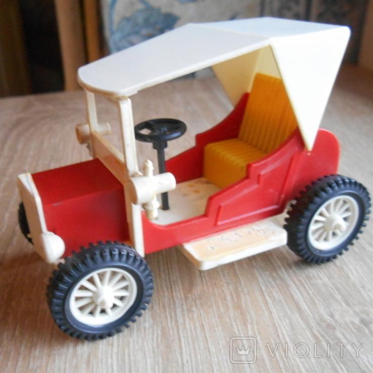 Легковой автомобиль-кабриолет, фото №10