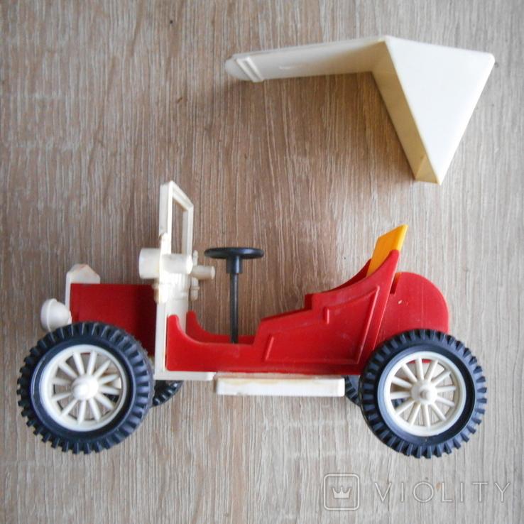 Легковой автомобиль-кабриолет, фото №11