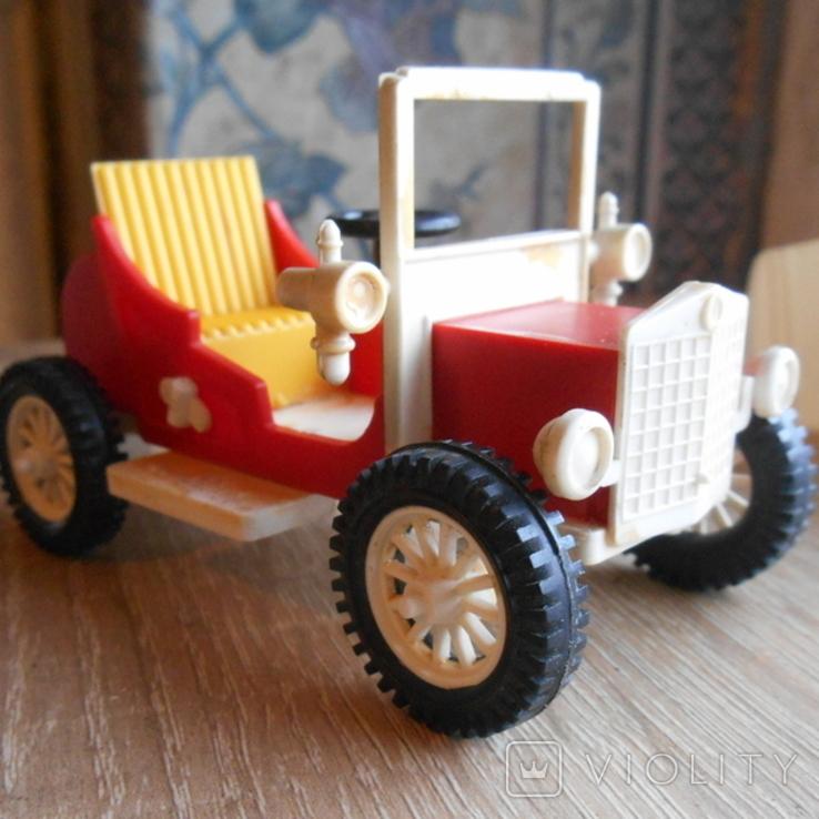 Легковой автомобиль-кабриолет, фото №13