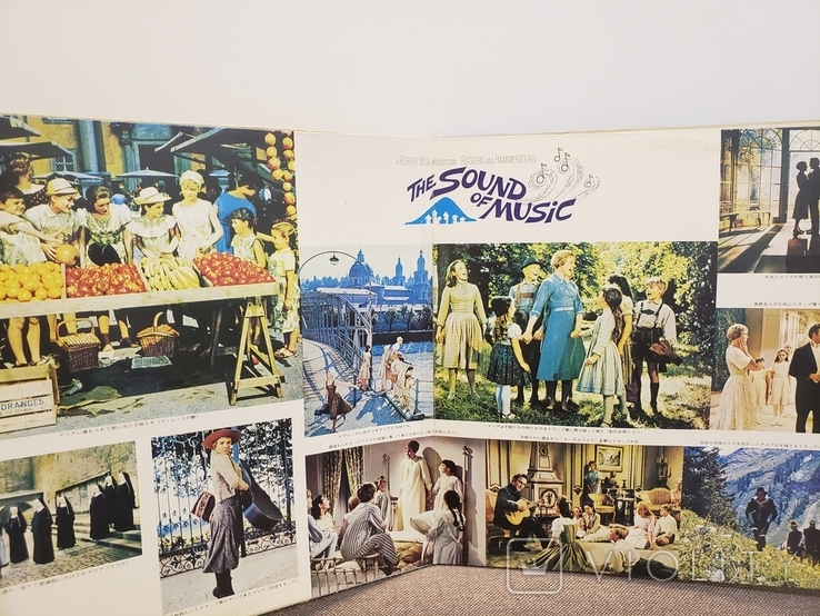 Vinyl. Rodgers And Hammerstein-The Sound Of Music, фото №3