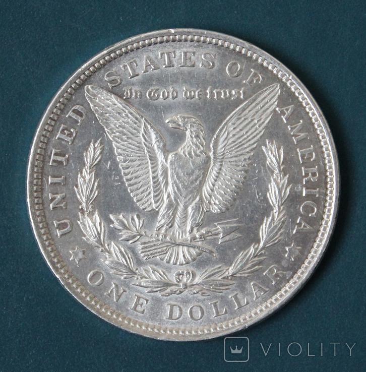 1 доллар 1921, фото №3