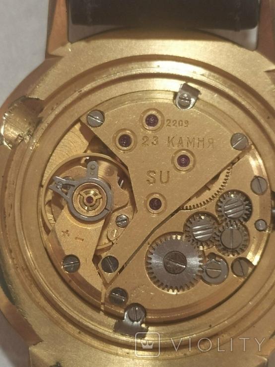 Часы Луч с ремешком. Ау 5, фото №12