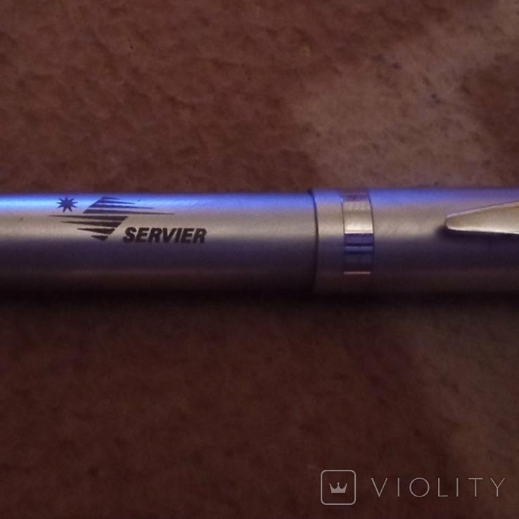 Ручка шарикова фірми SERVIER., фото №2