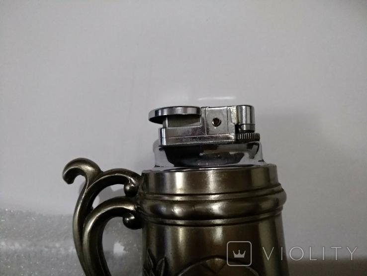 Зажигалка-пепельница Лошади, фото №7