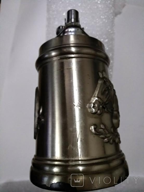Зажигалка-пепельница Лошади, фото №9