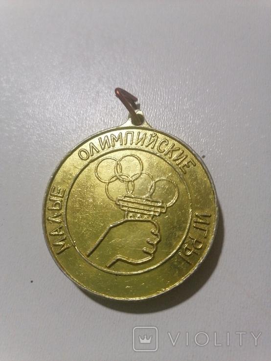 Малые олимпийские игры пионер лагерь ЧСЗ Николаев, фото №3