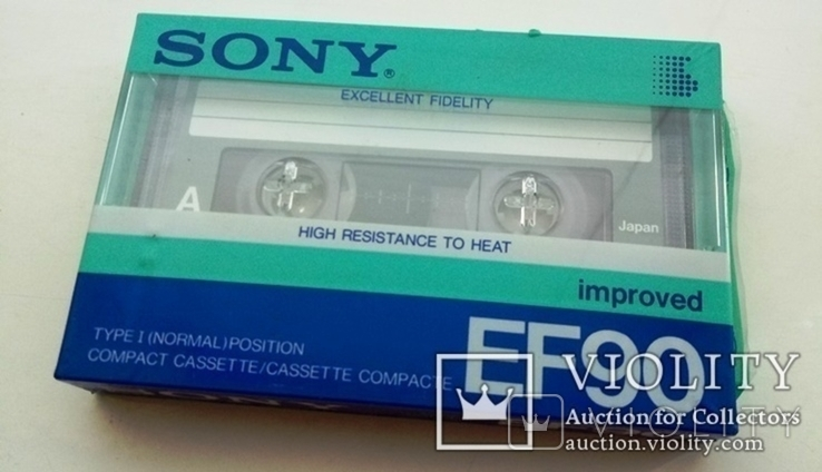 Касета аудіоксета аудиокасета нова, фото №2