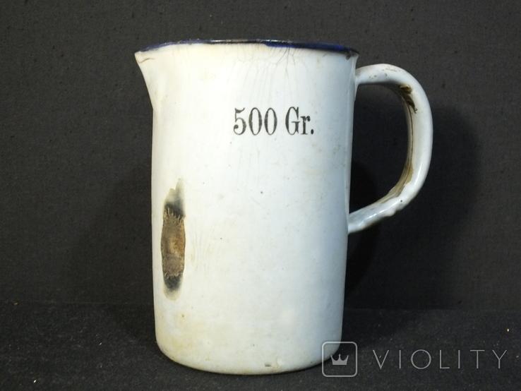 Немецкая Медицинская Чашка-Лейка 40х годов, фото №2