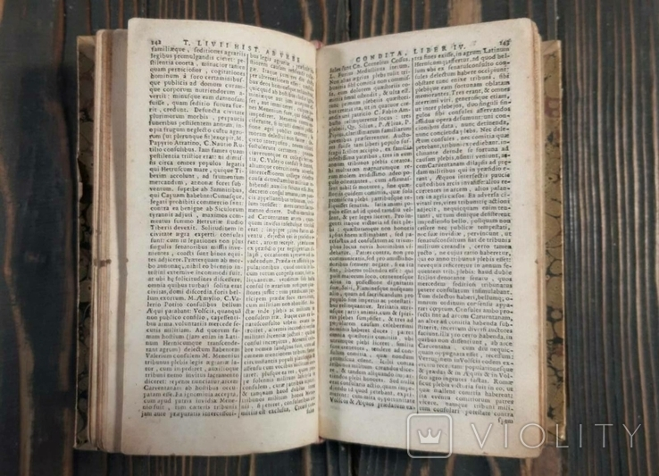 1635 Тит Ливий - История от основания города, фото №3