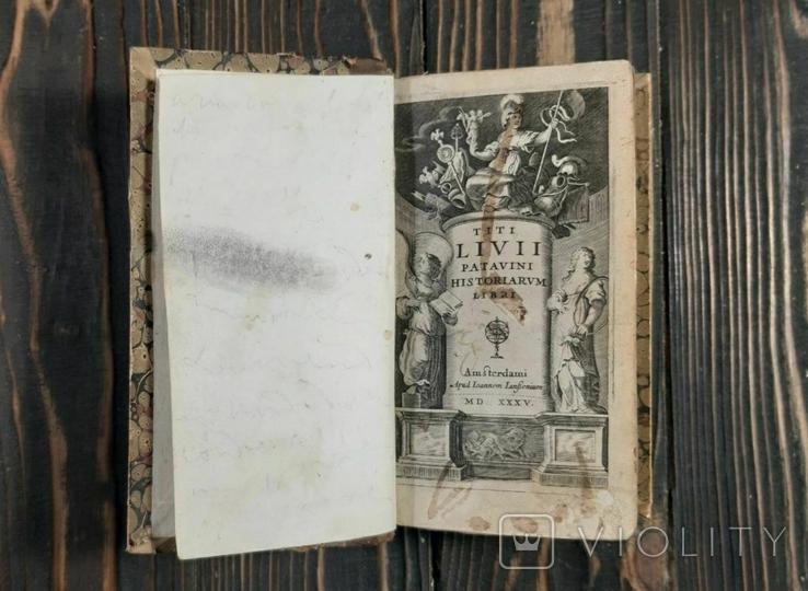 1635 Тит Ливий - История от основания города, фото №4