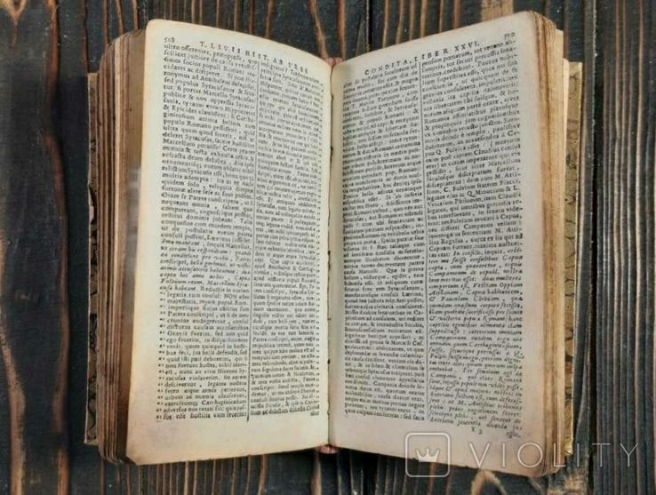 1635 Тит Ливий - История от основания города, фото №6