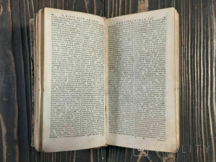 1635 Тит Ливий - История от основания города, фото №8