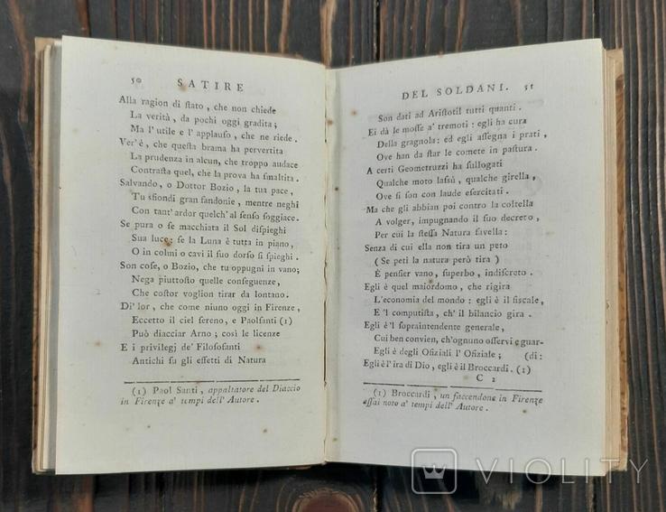 1787 Сатиры Якопо Солдани, фото №3