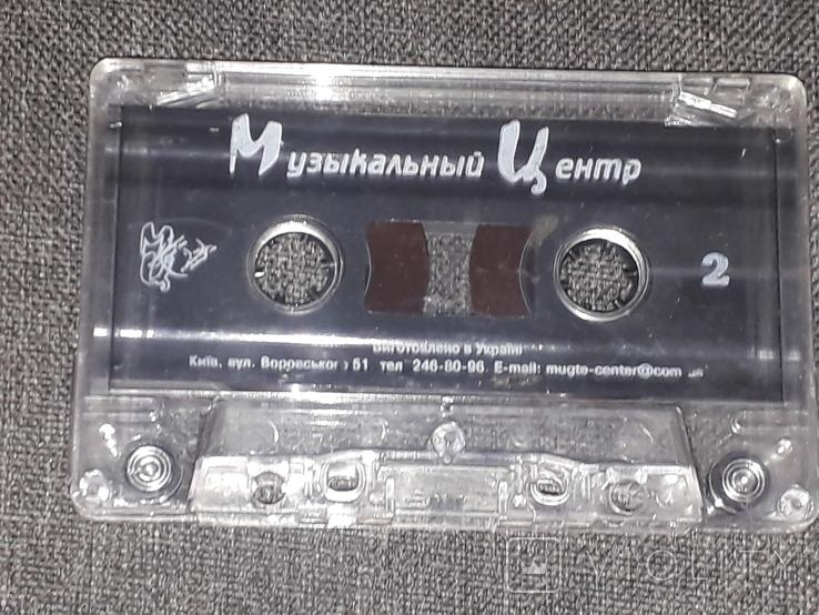 Аудиокассета - Блатная планета, фото №6
