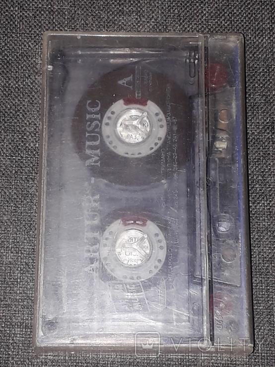Аудиокассета - Блатная игрушка 2, фото №3